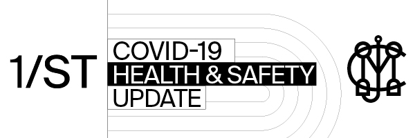 COVID-19 Health & Safety Update