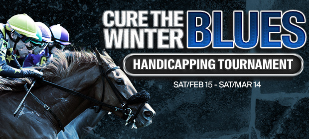Cure the Winter Blues Handicapping Tournament