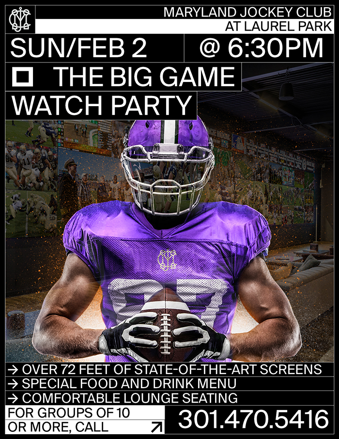 The Big Game Watch Party