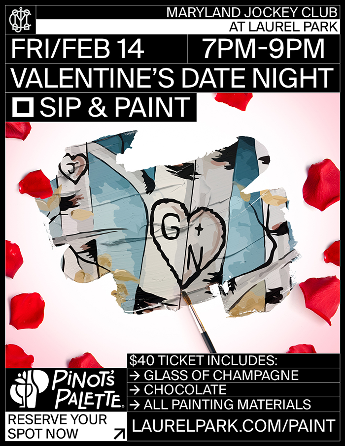 Sip & Paint Valentine's Day