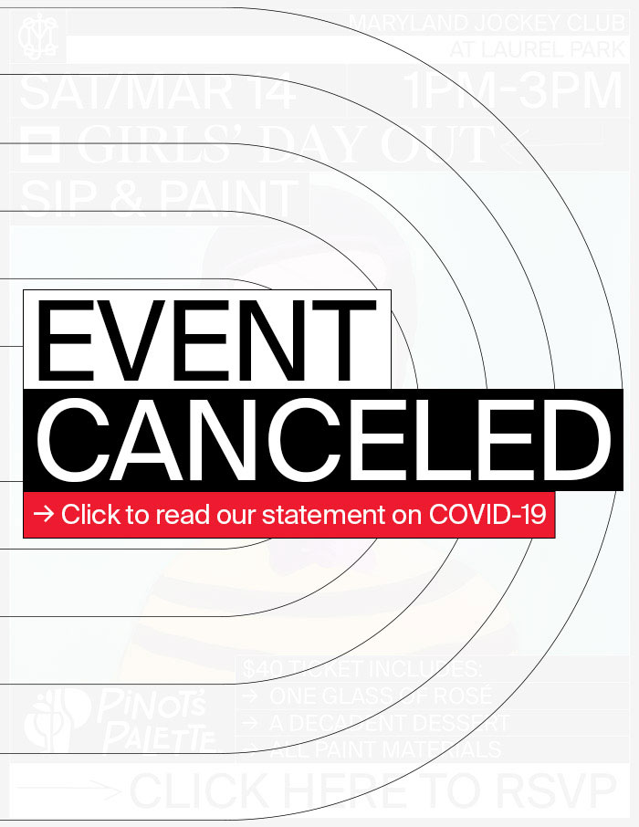 Girls Day Out Sip & Paint Cancelled