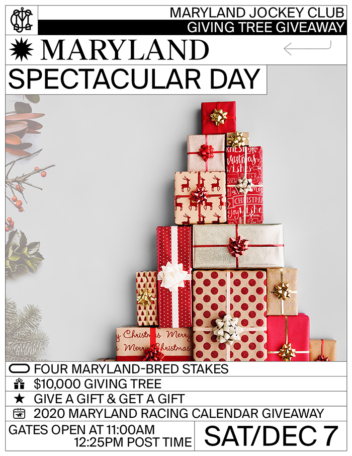 Maryland Spectacular Day - Dec. 7