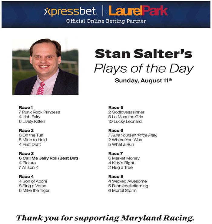 Daily Picks | Laurel Park