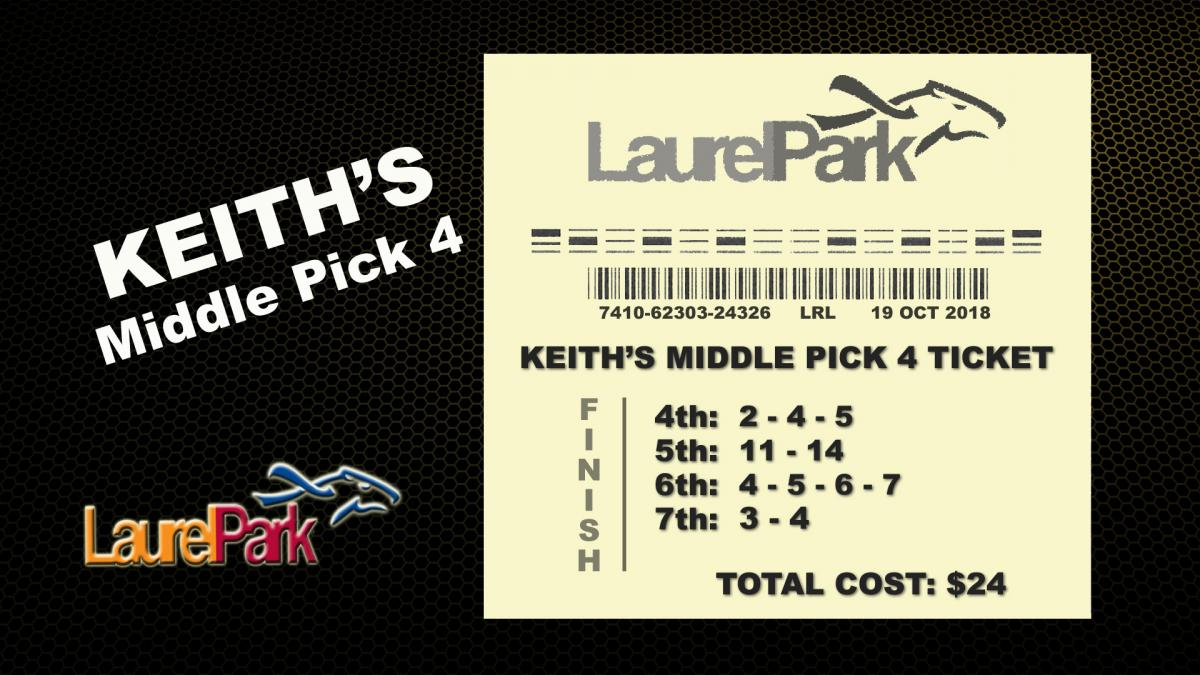 Daily Picks Laurel Park