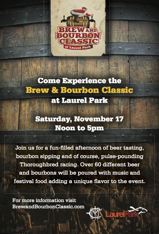 Brew & Bourbon Classic | Laurel Park