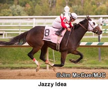 Jazzy Idea Succeeds In Maryland Million Oaks